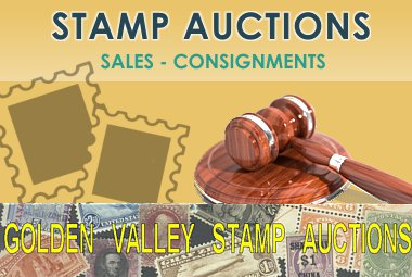 Golden Valley Stamp Auctions